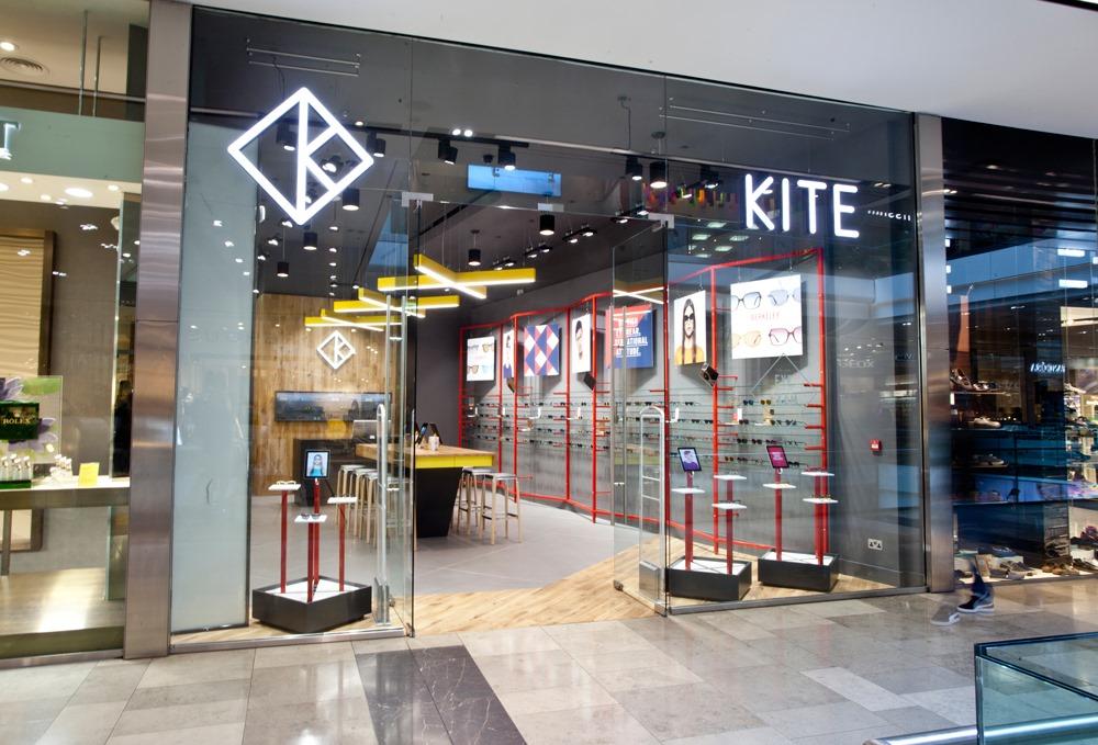 Kite-gb-store Kite GB Hanging Installation